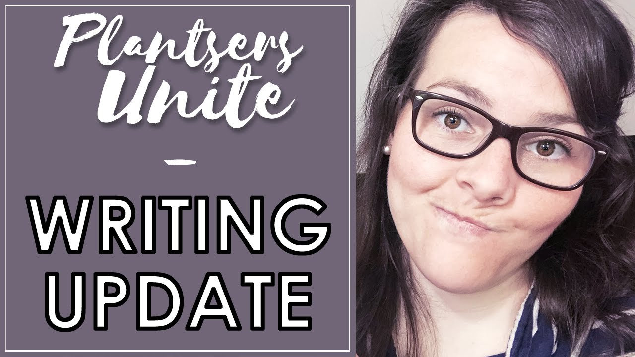 Writing Update - 18 May 2020