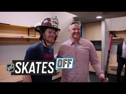 Skates Off: Gabriel Landeskog