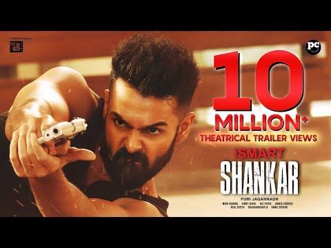 Ismart Shankar Theatrical Trailer    Ram Pothineni, Nidhhi Agerwal, Nabha Natesh   Puri Jagannadh