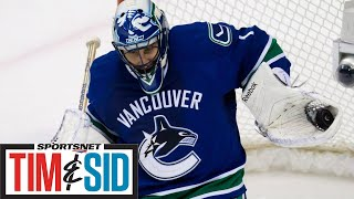 How Should Vancouver Canucks Fans Feel About Roberto Luongo's Retirement? | Tim and Sid