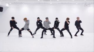 choreography bts 방탄소년단 피 땀 눈물 blood sweat tears dance practice