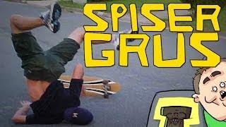 SPISER GRUS - Skate 3
