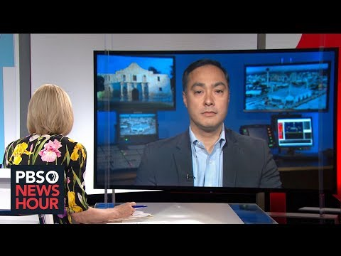 Rep. Castro secretly recorded a migrant facility in Texas. Here's what he found