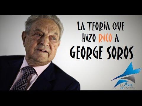 La teoría que hizo rico a George Soros (Parte 1/2)