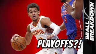 How Trae Young Gets The Atlanta Hawks To The Playoffs