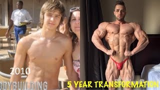 Fit-couple transformation - regan grimes & victoria d'araino