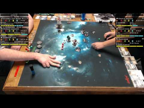 March 11th X-wing Tournament Round 2 of 4