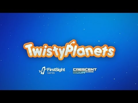 Twisty Planets - iOS / Android - HD Gameplay Trailer