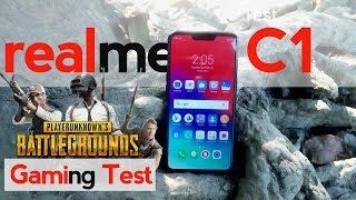 Realme C1 | CAMERA & GAMING TEST |  PUBG MOBILE | REVIEW