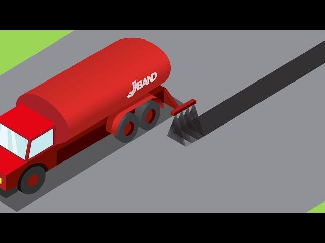 J Band Void Reducing Asphalt Membrane