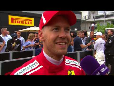 Sebastian Vettel funny moments 2018 part 1