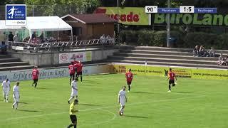 A-Junioren - 1:5 - Arbnor Nuraj  SSV Reutlingen vs SSV Reutlingen 1905 Fußball