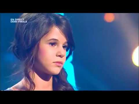Marina Kaye (Dalmas) Incroyable talent 2011 saison 6 entier