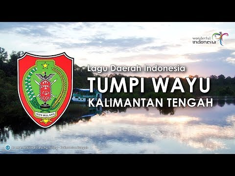 Tumpi Wayu - Lagu Daerah Kalimantan Tengah (Karaoke dengan Lirik)