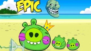 Angry Birds: Surf and Turf Final Boss HD