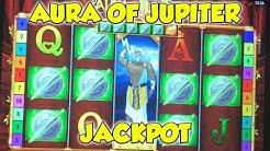 Aura of Jupiter JACKPOT auf 3€ - FREISPIELE Online Spielothek - Merkur Magie, Novoline HD