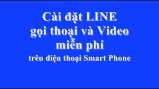 Cài LINE gọi thoại và Video miễn phí trên Smart Phone screenshot 4