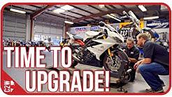 Daytona 675R UPGRADE!