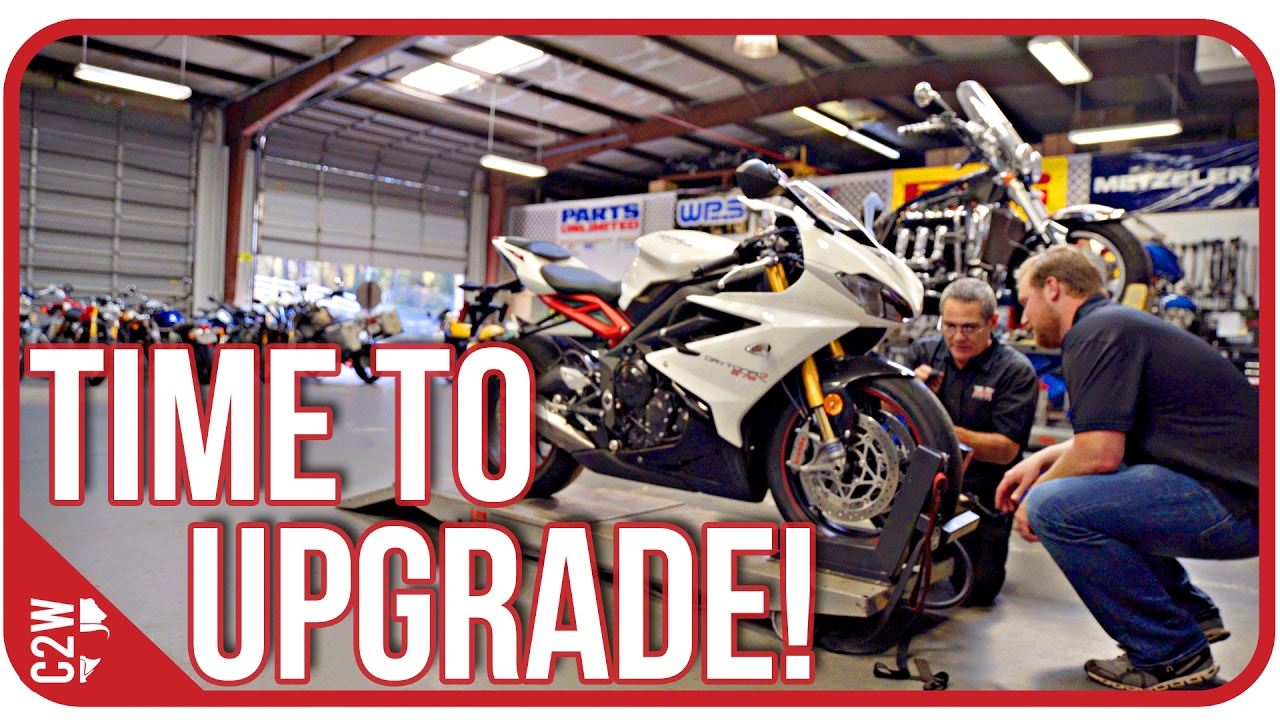 Daytona 675r Upgrade Youtube