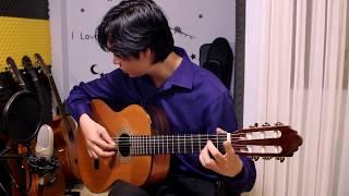 Nguyễn Bảo Chương - Love Is Blue - Guitar Solo (Fingerstyle)