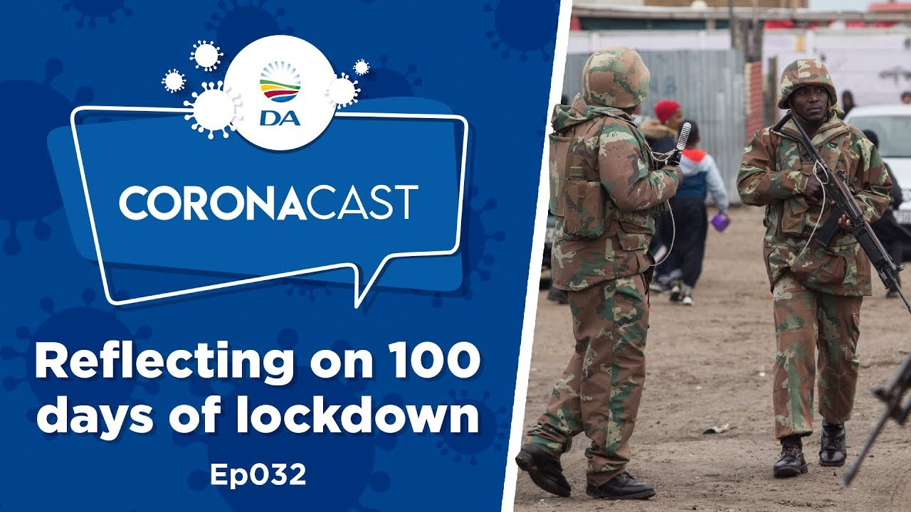 Can you believe we've endured almost 100 days of lockdown?