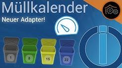 Müllabholungen im ioBroker - neuer Adapter   haus-automatisierung.com [4K]