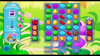 Candy Crush Soda Saga Level 326 (Hard Level)