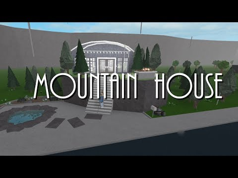 ROBLOX | Welcome To Bloxburg: Mountain house