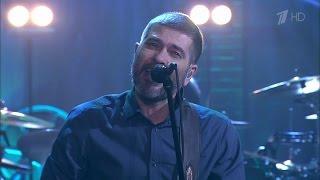 Вечерний Ургант. Сплин — «Танцуй» (05.11.2015)