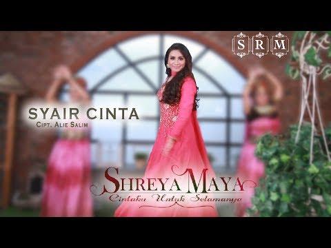 SHREYA MAYA - SYAIR CINTA  Clip