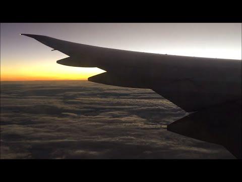 Flight | AF166 Paris - Bangkok | CAVOK Over Paris