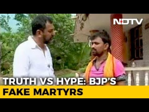 Karnataka Man Shown As Dead On BJP 'Martyr' List Is Alive