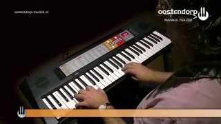 Yamaha PSR-F50 keyboard | Beginners keyboard | Goedkoop | Draagbaar