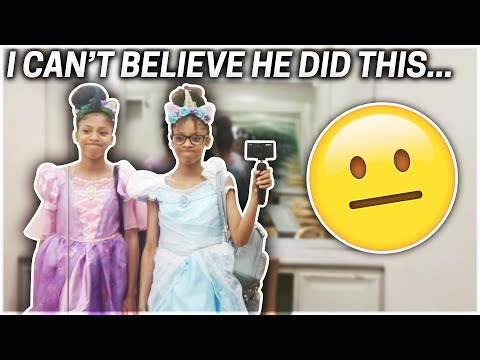 WE LET OUR BIG BROTHER BUY US OUTFITS........AND THIS HAPPENED!🤦🏽♀️