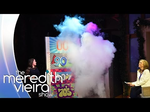 Jaleel White, The Grinch & Aileen Quinn Play 'Time Machine'!  The Meredith Vieira