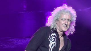 Queen+Adam Lambert 7/23/17: 4 - Fat Bottomed Girls - Uncasville, CT
