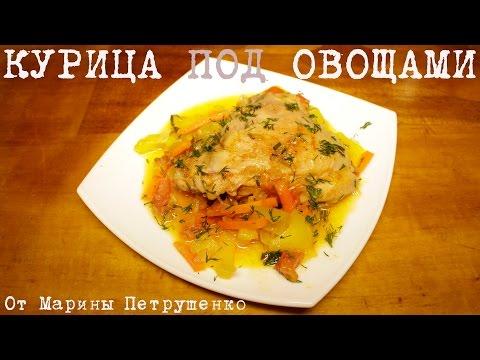 Куриная грудка с болгарским перцем в мультиварке