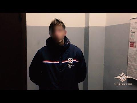 Полиция обнародовала видео задержания тольяттинского маньяка