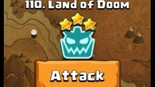Clash Of Lords 2 Campaign 110 Land Of Doom, Epic Hero