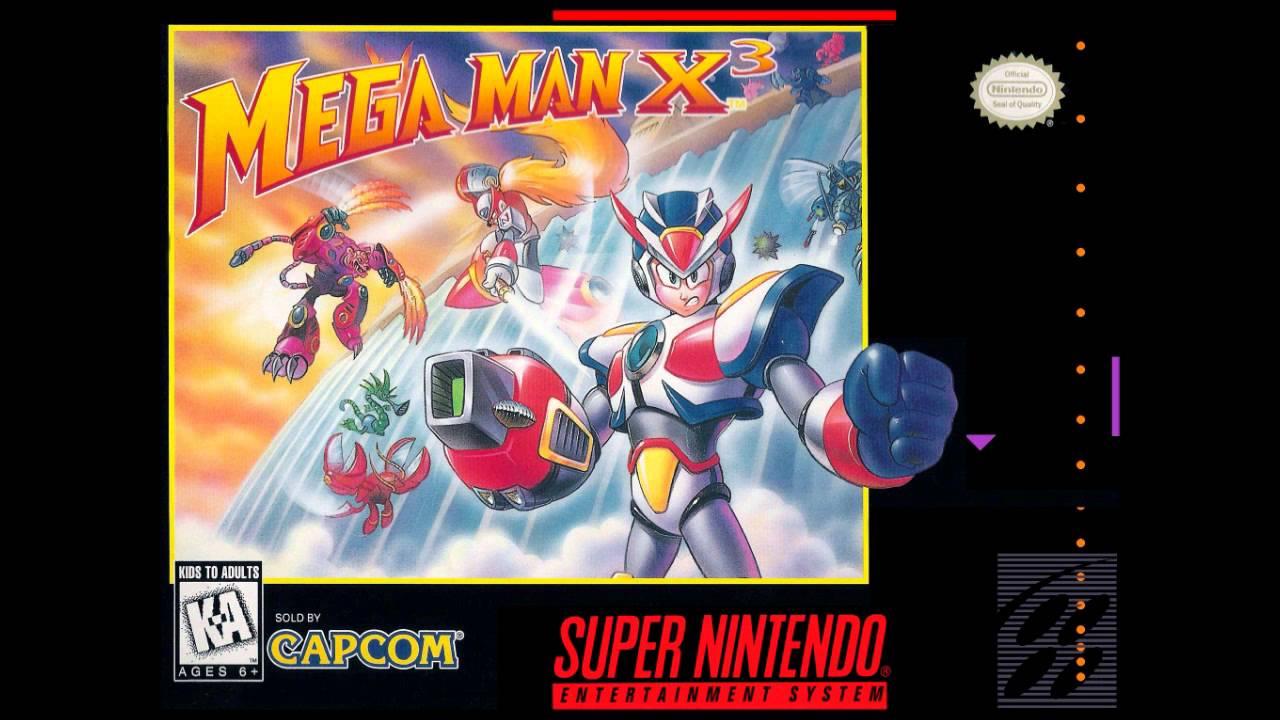 Full Mega Man X3 OST
