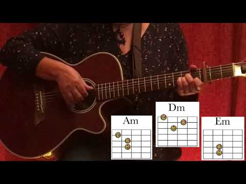 Je ne parle pas francais-Namika /Guitar/Gitarre/Tutorial/Cover/Chords/Akkorde/Lyrics/easy