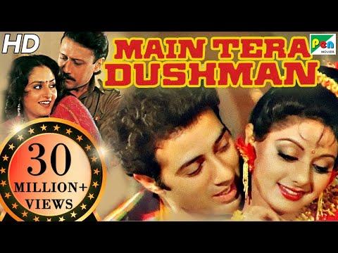Main Tera Dushman   Full Movie   Jackie Shroff, Jayapradha, Sunny Deol   HD 1080p