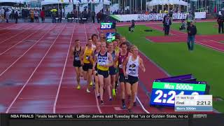 Highlights | NCAA Men's 5K