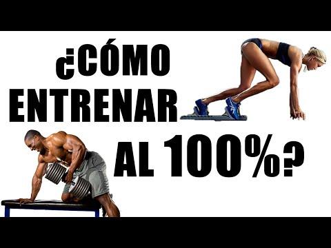 4 trucos para entrenar al 100%