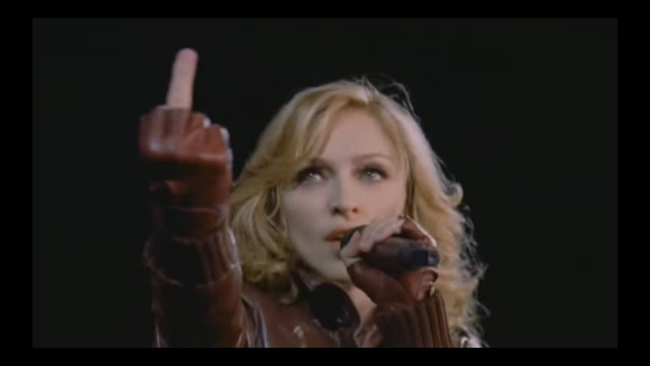 Madonna Tours Youtube