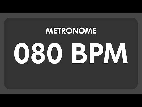 80 BPM - Metronome