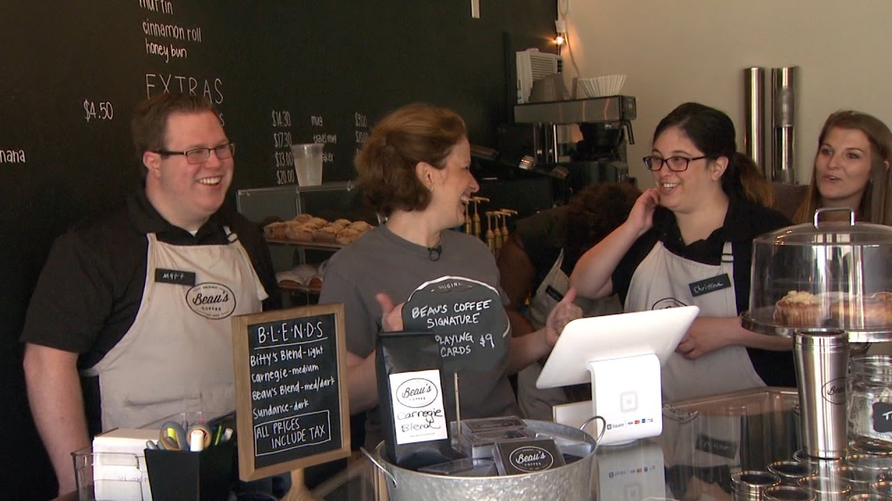 Bitty and Beau's Coffee | NC Weekend | UNC-TV - YouTube
