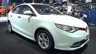 All new 2016, 2017 MG5 Chinese sedan