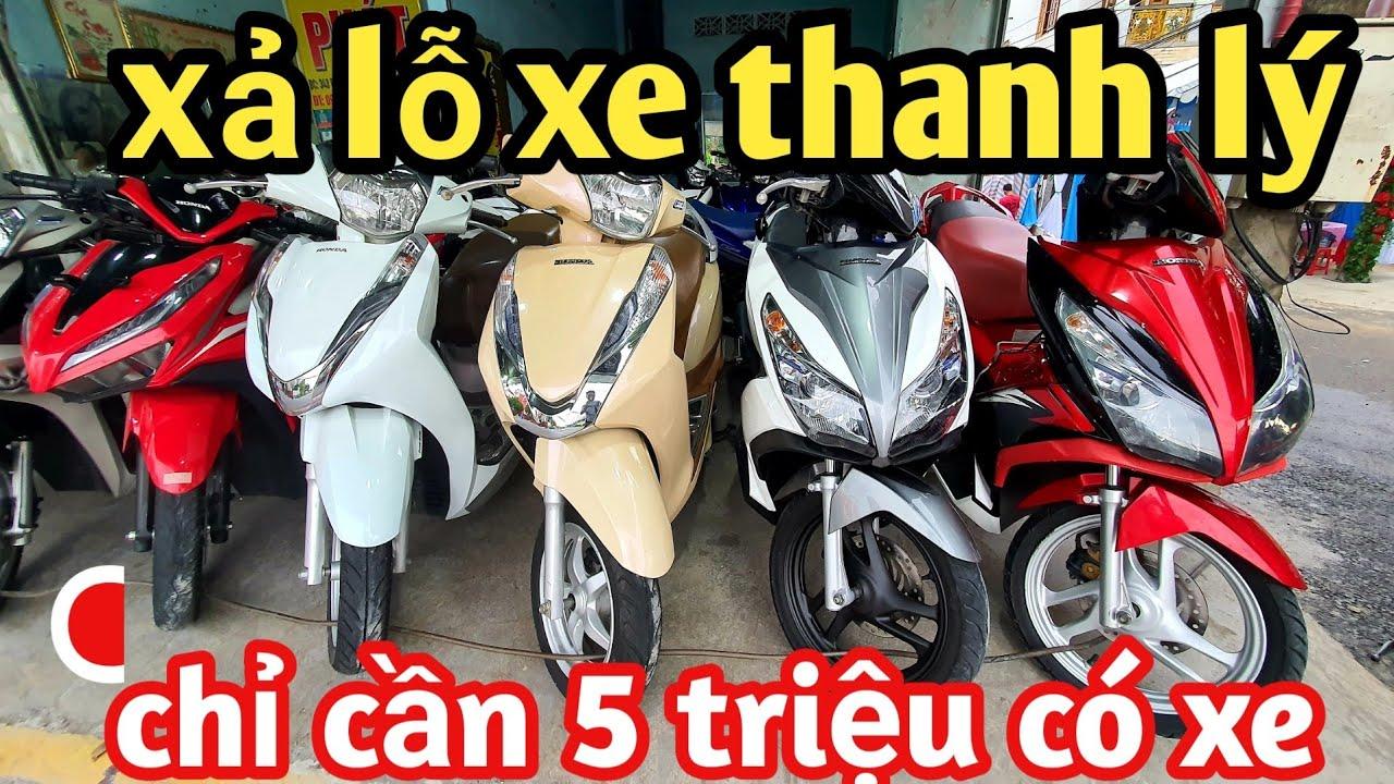 xmgr - Xả Lô Xe Thanh Lý Vario,vision,lead,mxking Winner Chỉ