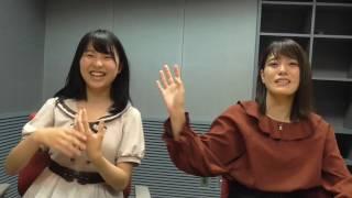2016年10月25日(火)2じゃないよ!杉山愛佳vs酒井萌衣